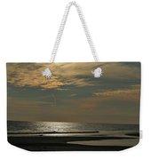 Holly Beach Sunset Weekender Tote Bag
