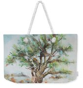 Holly Tree Weekender Tote Bag