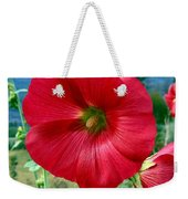 Hollyhock Hill Weekender Tote Bag