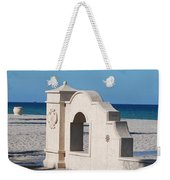 Hollywood Beach Wall In Color Weekender Tote Bag