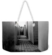 Holocaust Memorial Two Weekender Tote Bag