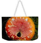 Holy Amanita Weekender Tote Bag