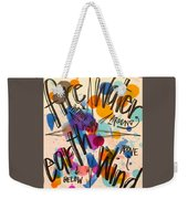 Holy Everywhere Weekender Tote Bag