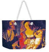 Holy Fruits Weekender Tote Bag