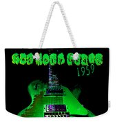 Holy Grail 1959 Retro Relic Guitar Weekender Tote Bag
