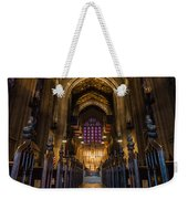 Holy House Weekender Tote Bag