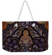 Holy In Peace And Acryl Weekender Tote Bag