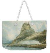 Holy Island Weekender Tote Bag
