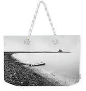 Holy Island - Minimalism Weekender Tote Bag