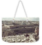 Holy Land: Jerusalem Weekender Tote Bag