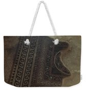 Holy Land: Masada Weekender Tote Bag