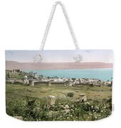 Holy Land: Tiberias Weekender Tote Bag