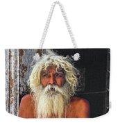 Holy Man 2 Weekender Tote Bag