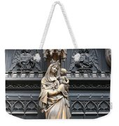 Holy Mary And Child Weekender Tote Bag