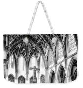Holy Name Cathedral Chicago Bw 03 Weekender Tote Bag