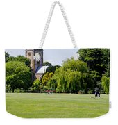 Holy Trinity Church At Stratford Upon Avon Weekender Tote Bag
