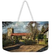 Holy Trinity Church Cookham Weekender Tote Bag