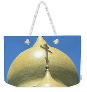 Holy Virgin Cathedral In San Francisco Weekender Tote Bag