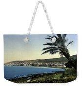 Holyland - Mount Carmel Haifa Weekender Tote Bag