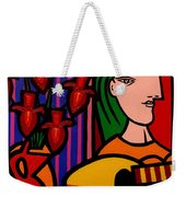 Homage To Picasso Weekender Tote Bag by John  Nolan