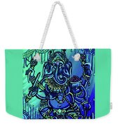 Hombre Buddha Weekender Tote Bag