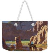 Home After The Storm Weekender Tote Bag
