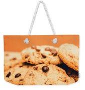 Home Baked Chocolate Biscuits Weekender Tote Bag