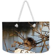 Home By Water For Wrent Cheep Weekender Tote Bag