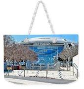 Home Of The Cowboys Weekender Tote Bag