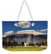 Home Of The Dallas Cowboys Weekender Tote Bag