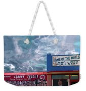 Home Of The World Champions Weekender Tote Bag