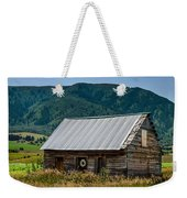 Home On The Range Weekender Tote Bag