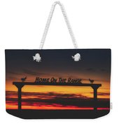 Home On The Range - Wyoming Ranch  Weekender Tote Bag