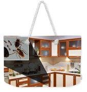 Home Pest Control Service Weekender Tote Bag