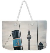 Home Port Berlin Weekender Tote Bag
