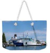 Home Port Weekender Tote Bag