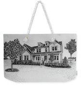 Home Portrait 472017 Weekender Tote Bag