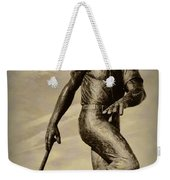 Home Run Weekender Tote Bag by Bill Cannon