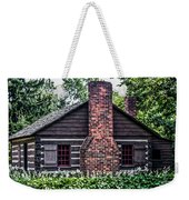 Home Sweet Home Weekender Tote Bag by Joann Copeland-Paul