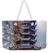 Wuyun Tower Weekender Tote Bag