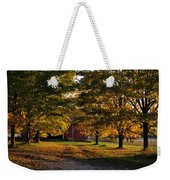 Homecoming Two Weekender Tote Bag