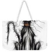 Homeless Cat Weekender Tote Bag