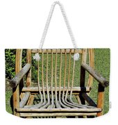 Homemade Lawn Chair Weekender Tote Bag