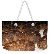 Homemade Lithuanian Rye Bread Weekender Tote Bag
