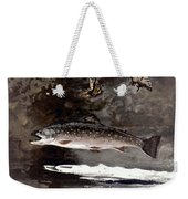 Homer: Trout, 1889 Weekender Tote Bag