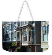 Homes Of San Francisco Weekender Tote Bag