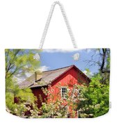 Homestead At Old World Wisconsin Weekender Tote Bag