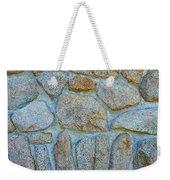 Homestead Stonework Weekender Tote Bag