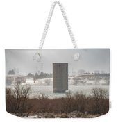 Hometown Landmark Weekender Tote Bag