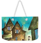 Homeward Bound Weekender Tote Bag